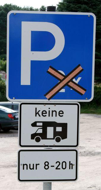 Verkehrsschild HDF Schulstrasse
