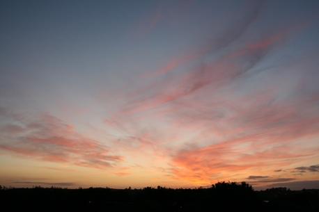Abendhimmel über Usedom II