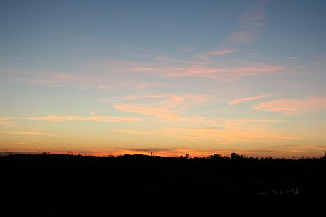 Abendhimmel über Usedom III