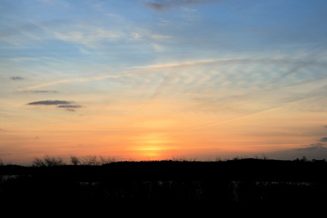 Abendhimmel über Usedom (VI)