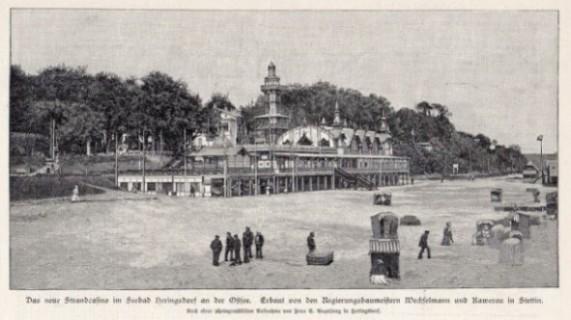 Strandcasino Heringsdorf 1898