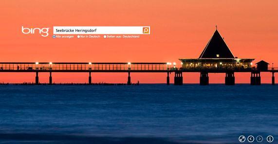 Bing Seebrücke