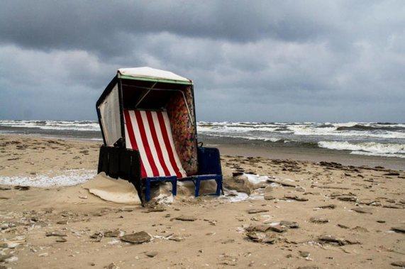 Strandkorb Ronny