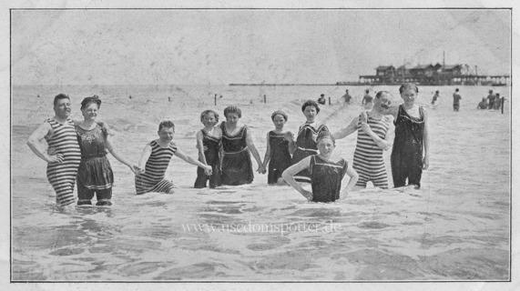 Heringsdorf Familienbad 1912