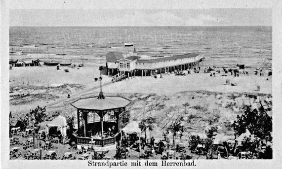 Herrenbad Ahlbeck 1914