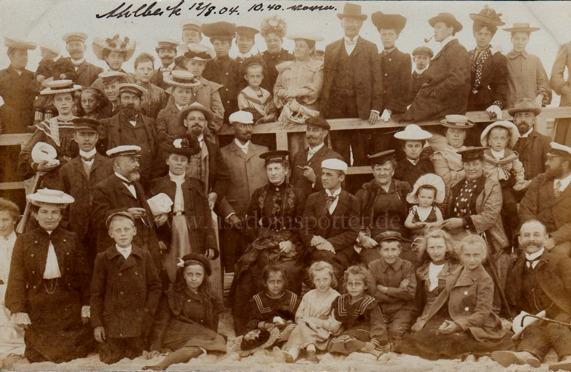Ahlbeck Gruppenfoto 1904 kl