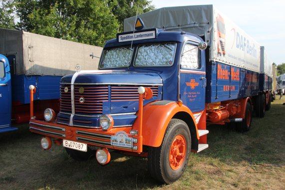Krupp LKW