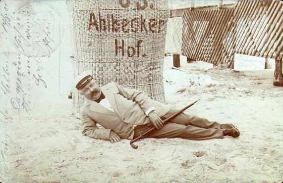 Strandkorb Ahlbecker Hof