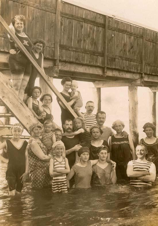 Zinnowitz Familienbad 1913