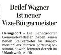 Ostsee-Zeitung Falschmeldung