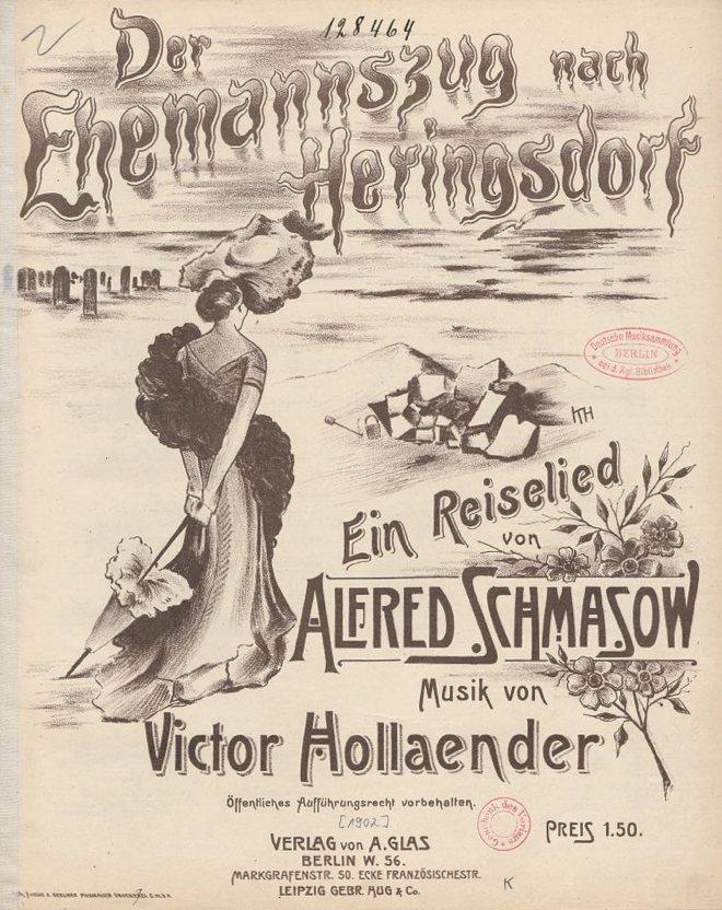 Ehemannszug nach Heringsdorf